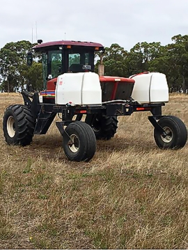 500L compact Tank on Swather.jpg
